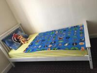 Kids (boys) bed with mattress good condition bargain!