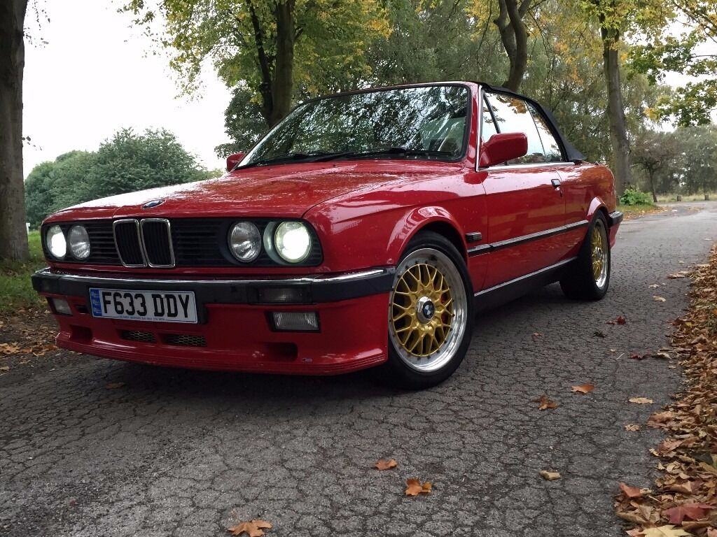 Bmw e30 325i convertible red m52b28 2 8 conversion e36 m3 for 1992 bmw 325i power window problems
