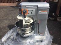 Brand new bakery mixer