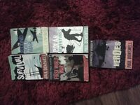 Paul Dowswell books x 5