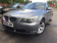 53 plate - bmw 525 automatic - 8 months mot - 88k low miles on the clock - leather heated seats