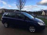 Vauxhall Zafira 1.6 i 16v Exclusiv 5dr 2009 Petrol 7 Seater Spacious Family Car
