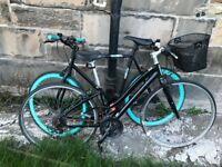 2 bikes for sale £100 for both of £60 each. Single speed Muddy Fox Bike and 18 speed Street bike.