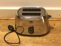 Breville TT48 Digital Stainless Steel 2 Slice Toaster