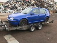 Scrap cars wanted 07794523511 pickup today any car van 4x4