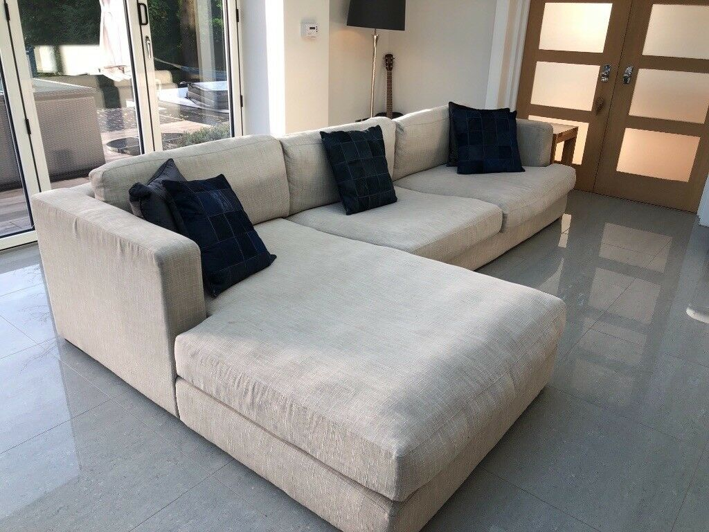 L Shaped Sofa In Harborne West Midlands Gumtree
