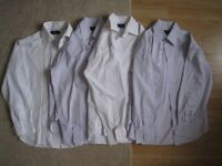 Mens Long / short Sleeves Shirts Size M