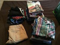 Boys clothes bundle 28 items