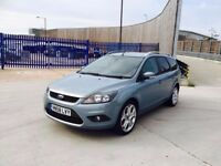 FORD FOCUS 2.0 DIESEL TITANIUM ESTATE FULL SERVICE HISTORY NEW MOT