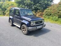 For Sale Daihatsu Fourtrak 2.8litre