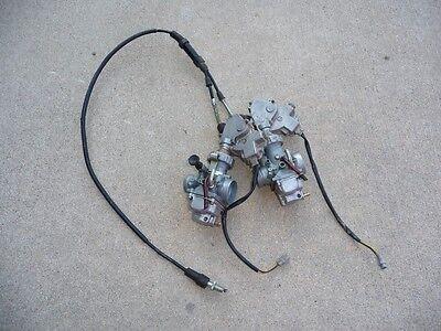 1987-2006 Yamaha Banshee Atv Kohlenhydrate Vergaser Tors 26mm Fabrik Oem Lager, gebraucht gebraucht kaufen  Versand nach Germany
