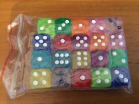 Board Game Dice BRAND NEW