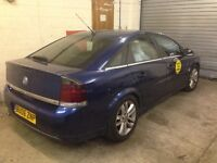 2006 Vauxhall Vectra 1.9 cdti SRI Diesel all parts for sale alloys/sat nav/doors/lights/bumpers