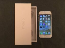 iPhone 6(16GB| Any Network |Deliver+Post|Apple|Silver) |