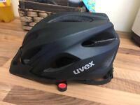 Uvex adult bike helmet