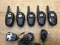 Walkie Talkie Cobra Microtalk MT600