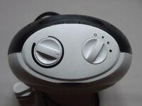 CHALLANGE (White) fan heater 3000 Watts. £18.00.