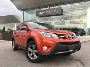 2015 Toyota RAV4 1 Owner Btooth Sroof BUcam