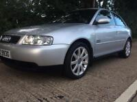 2003 AUDI A3 1.6 SPORT SE....TRULY OUTSTANDING THROUGHOUT
