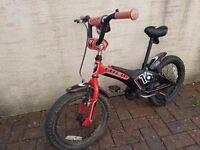 Kids trek bike (3-6yo)