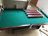 Snooker table (kids)
