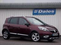Renault Scenic Xmod 1.5 dCi Dynamique Tomtom Energy 5Dr [bose+][s/s] Estate (red) 2013
