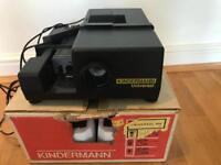 Slide projector - Kindermann Universal