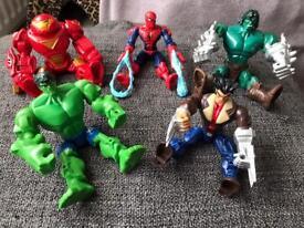 Avenger Mash-Ups