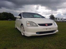 ** JDM EP3 Honda Civic Type R **