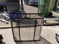 Rarely used Black fire guard