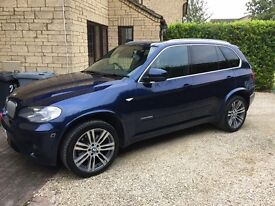 BMW X5 Xdrive40 over £14000 of optional equipment.