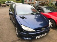 2005 PEUGEOT BREAKING FOR SPARES