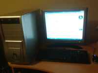 x2 DELL LAPTOPS AND DESKOP PC + MONITOR ALL IN GOOD WORKING ORDER.