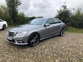 Mercedes e250 sport