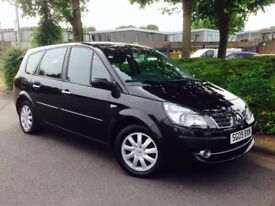 2009 RENAULT GRAND SCENIC 1.5 DIESEL 7 SEATS **11 MONTHS MOT** JUST BEEN SERVICED