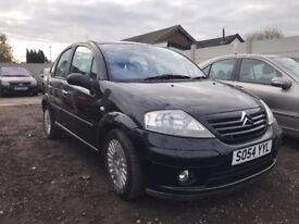 Citroen C3 1.4 HDi Exclusive 5dr, 2005 (54 reg) Hatchback 79,734 miles Manual Diesel MOT 11/03/2018