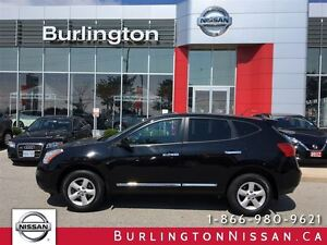 2013 Nissan Rogue Special Edition inc. MOONROOF