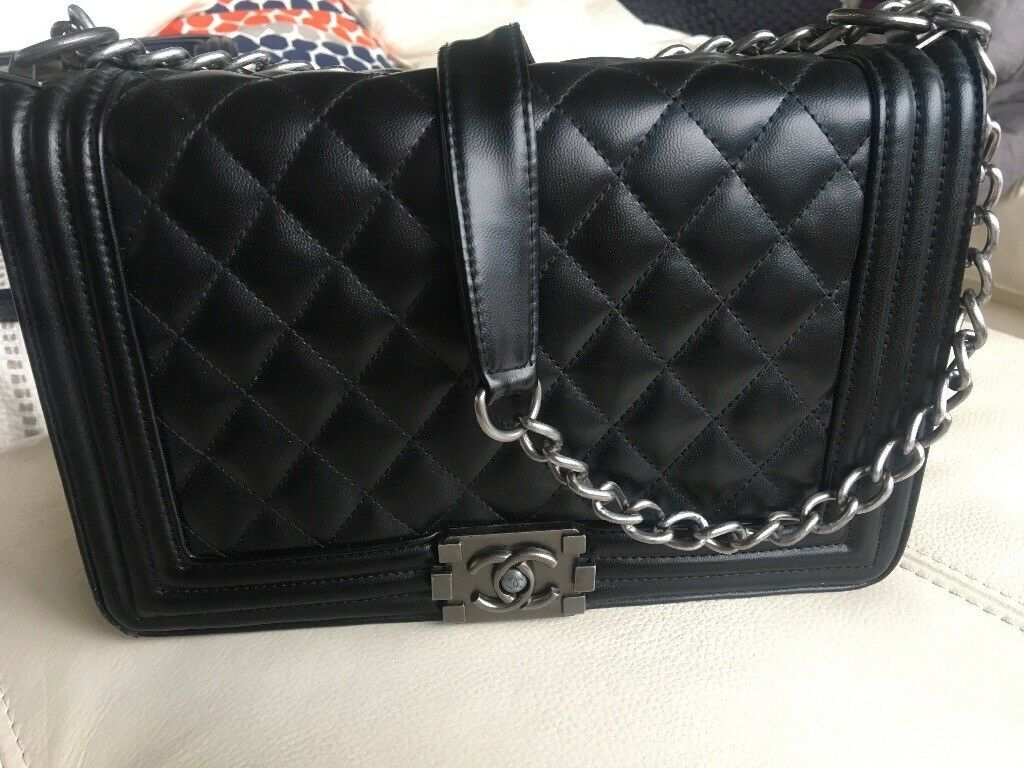 Chanel Crossbody Tomboy Bag