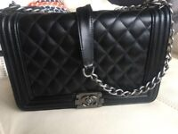 Chanel Crossbody Tomboy Bag