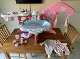 Baby Nurse - Dolls' Nursing Centre