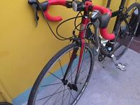 Kona Zing Deluxe Road Bike 49cm S, serviced