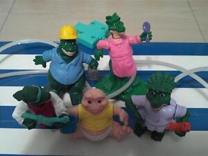 Set of 5 *DINOSAURS* McDonald's Happy Meal Toys *NM* *$5*