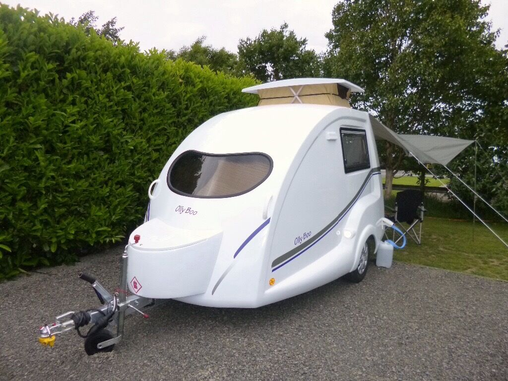 2015 Go Pod Micro Tourer Caravan For Sale In