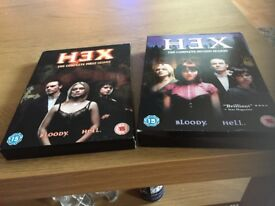 Hex dvd box set