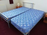 3ft single bed with pull out bed