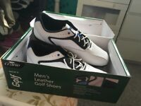 Golf shoes brand new men's size 10