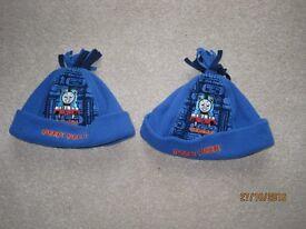 Twins Thomas the Tank hats