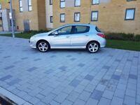 Peugeot 308 1.6 petrol