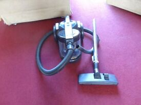 small black hoover in working order