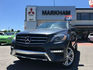 2013 Mercedes-Benz M-Class ML350 BlueTEC 4MATIC--Clean Carproof!